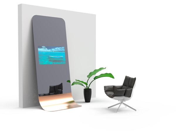 CURVANCE MIRROR SCREEN